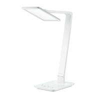Smart Touch White LED Desk Lamp