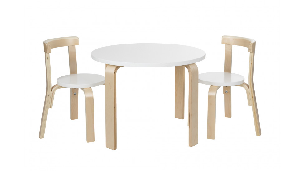 Table ronde et chaises - Table ronde chaises ...