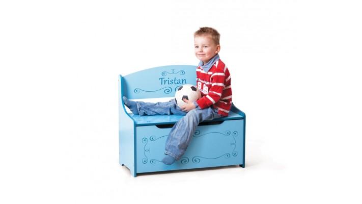 Meubles pour enfants - Coffre a jouet personnalise ...